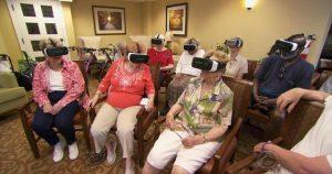 Virtual Reality for Seniors